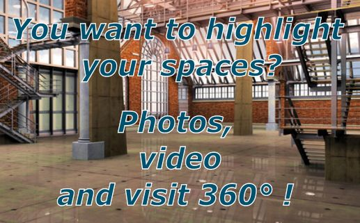 Why settle for photos for your spaces?